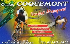 Cycles COQUEMONT