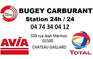 BUGEY CARBURANT